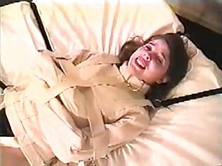 Straitjacket peril 1 bed scene