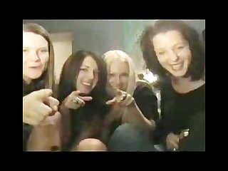 Four american girls funny sph for asian arabs pakis gooks jews and irishmen