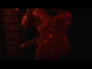 3d skyrim Futanari Muscle worship sex dickgirls short video