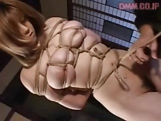 Classic japanese bondage