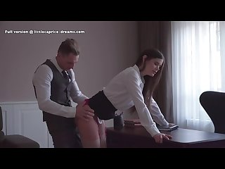Mistreated during job interview little caprice alina henessy marcello