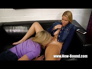 Lesbian Step Mom Fucks Hot Teen Step Daughter
