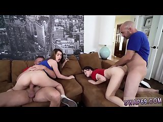 Stepmom helps daughter blackmail cheerleader and friend\'s step daughter