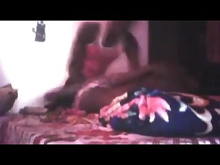 Un Couple senegalais qui baise