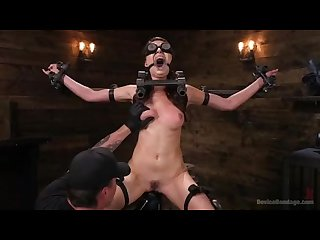 Screaming bondage