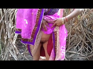 Desi village wife and boyfriend Jungle romantic love sex p 2