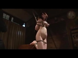 Asian slave gets brutally tits Tortured and falaka