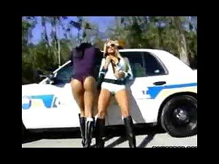 Vicious lesbian cops
