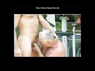Daddy Bear gay porn gays gay cumshots swallow stud hunk