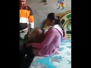 Desi punjabi girlfriend suck and fuck with boyfriend