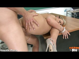 Busty blonde phoenix marie gets arse fucked