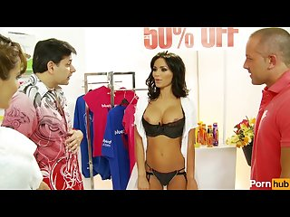 Gemma masseys checkout scene 1