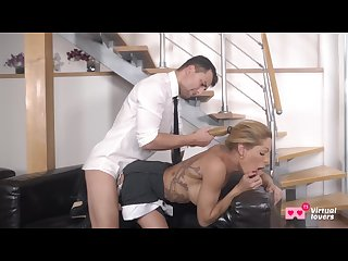 Tsvirtuallovers vanessa seducing her teacher