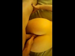 Painful anal fuck you i hate you right now