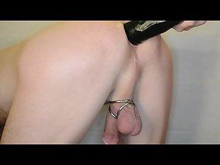 Big black anal toys