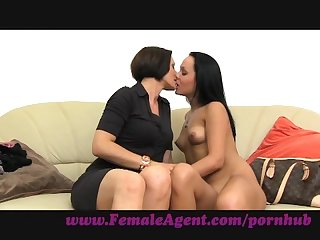 Femaleagent tiny sexy Nymphomaniac in orgasm heaven