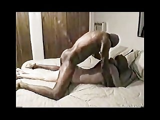 Black man drilling mature flv