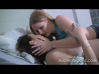 Hospital kisses