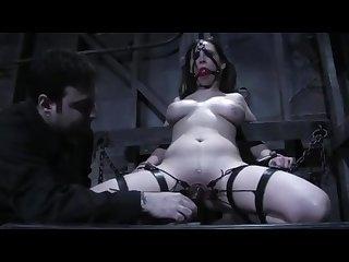 Breast pussy punishment bdsm