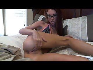 Jenny loves sex toys