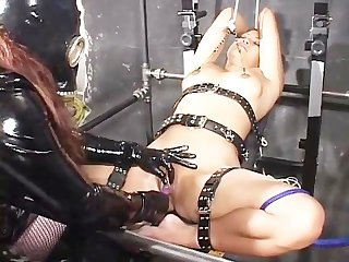 Apprentice dominatrix scene 5