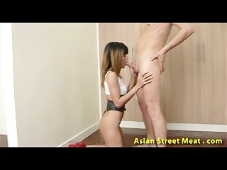 Asian girl wanton