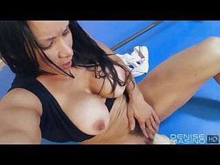 Denise Masino My Sweaty Workout Video