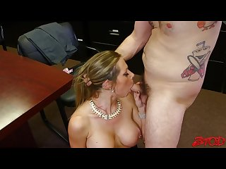 Rachel roxxx fucked at work