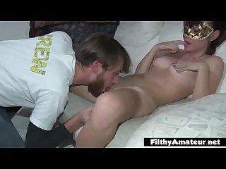 Teen squirting and the milf 19 years old awesome body