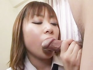 Avmost com japanese schoolgirl in uniform dicked and stuffed in her twat