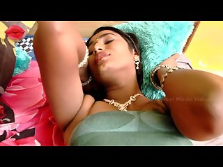 Boy with alone Aunty spicy romantic telugu short film