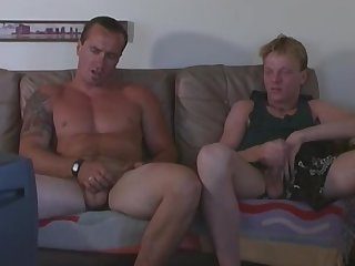 Muscle jocks and giant cocks scene 6