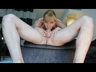 Horny milf deepthroats huge cook