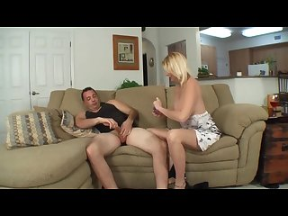 Stepmom stepson Affair 48 mom S crunk horny