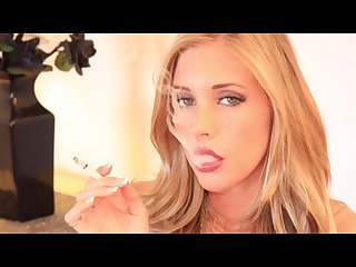Samantha saint smoking cumshots