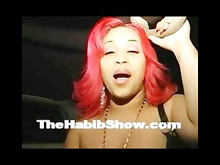 Pornstar Pinky at the strip clup
