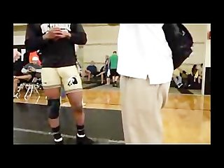 Wrestler big bulge 008