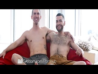 Gayroom hairy fuckers hugo diaz blayne wilson