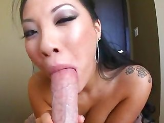 Asa Akira wants your cock