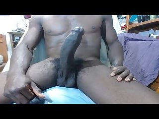 Black two cum