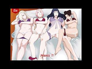 Joi Tenten jerk off instruction franais Tenten Naruto