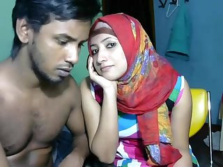 Newly married south indian couple with ultra hot babe webcam show 6