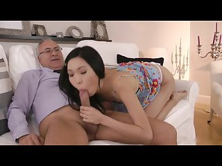 Hornycams pw old man and a sexy asian girl