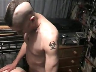A master is fucking and breeding his slave 12 min
