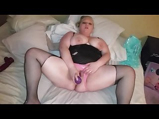 Creamy fuck with my dildos