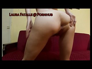 Step sister caught squirting for her step brother Laura fatalle