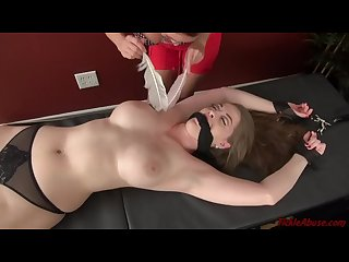 Terra topless Tickled
