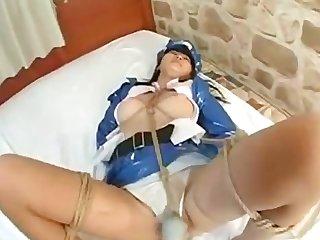 Gokuero 2 japanese erotic cosplay masturbating compilation