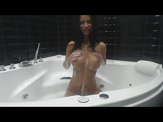 Miamaxx bubblebath Shaving masturbation dildoing