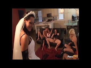 Sandra romain s wedding gangbang parts i Ii iii
